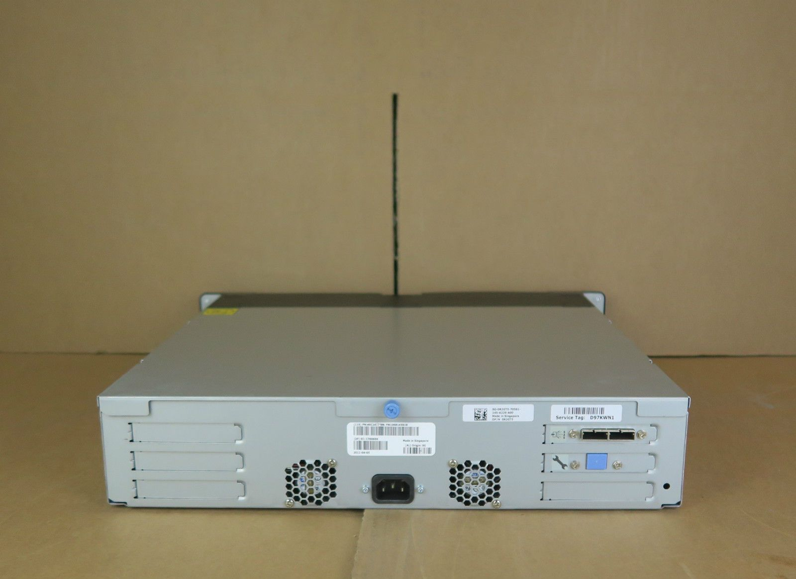 Powervault drivers dell tl2000